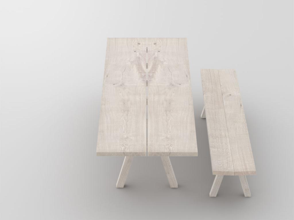 Esstisch Massivholz | Papilio