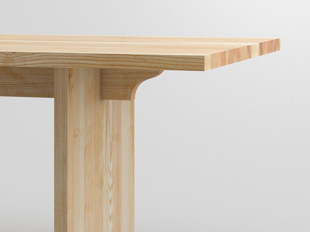 Esstisch Massivholz | Saga