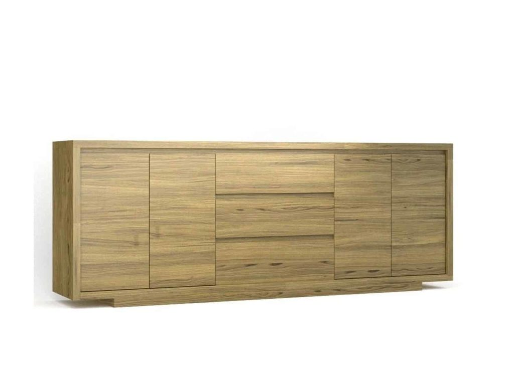 Sideboard Massivholz   Manhattan