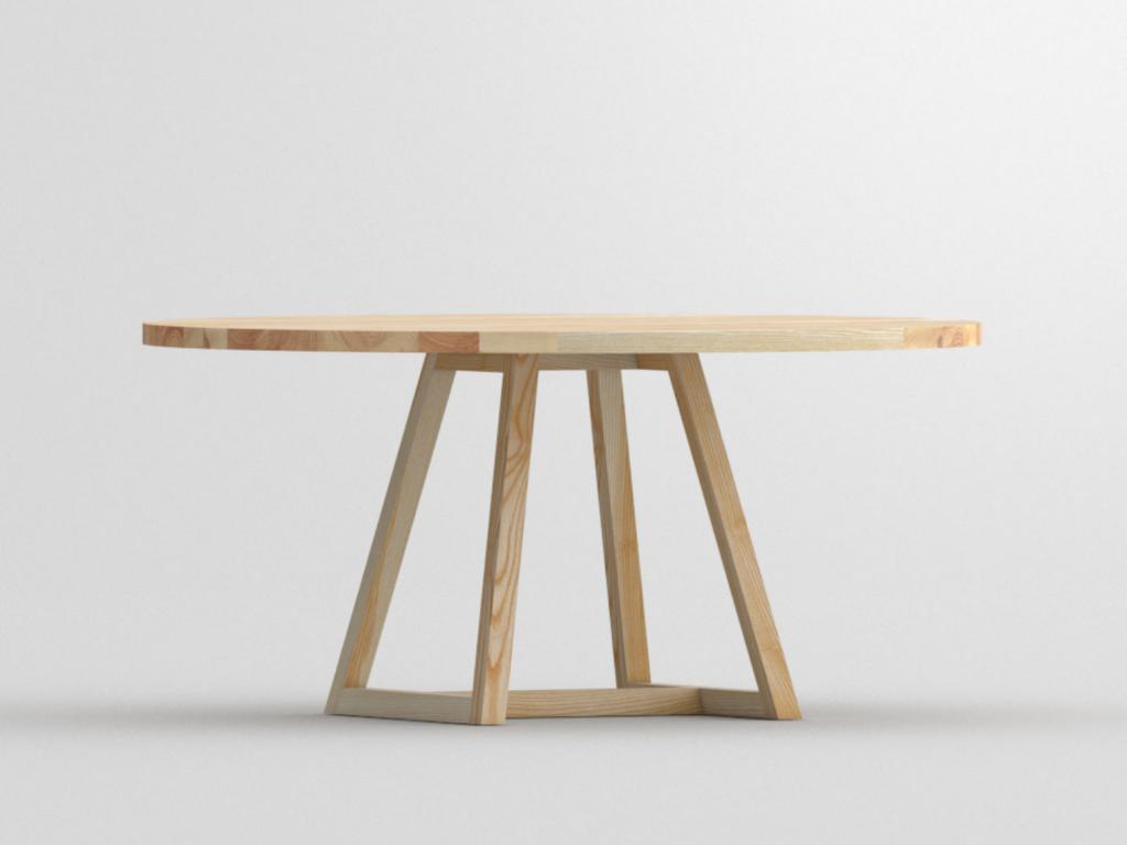 Esstisch Massivholz | Margo Round
