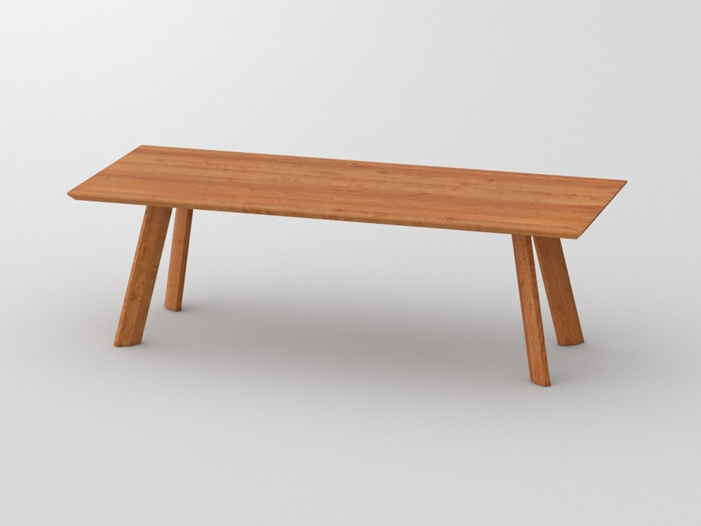 Esstisch Massivholz   Rhombi Basic