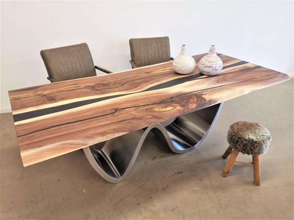 Tischgestell | Welle Edelstahl