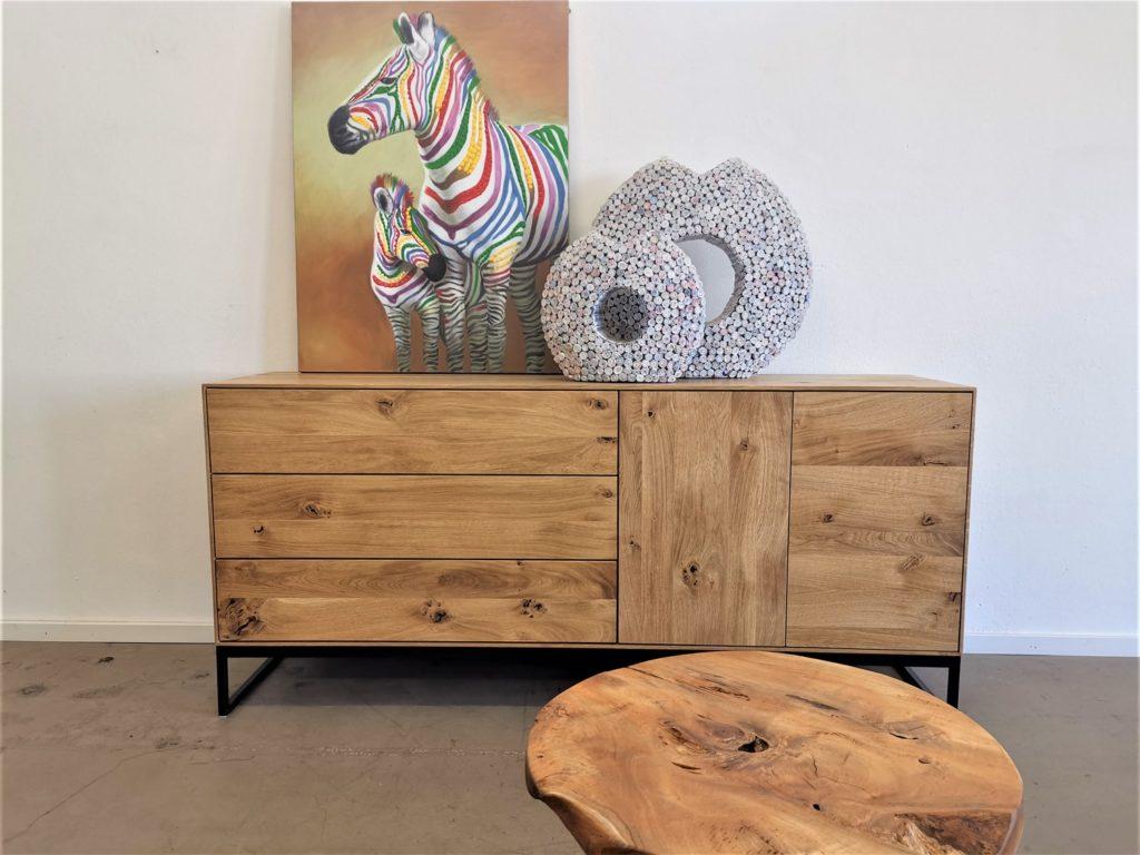Sideboard Massivholz | Sil