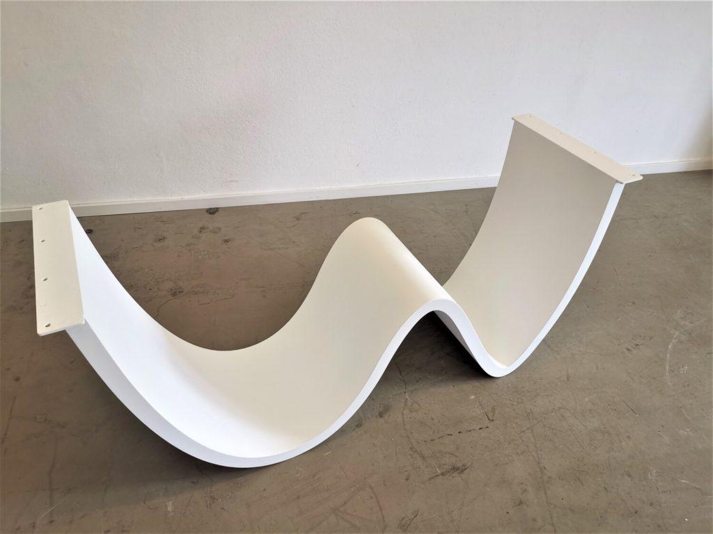 Tischgestell | Welle